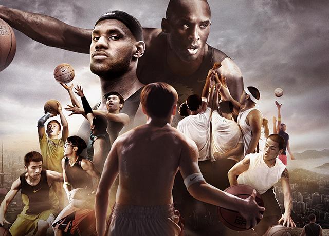 本周影片主題就是 : 秀出你對籃球的初衷