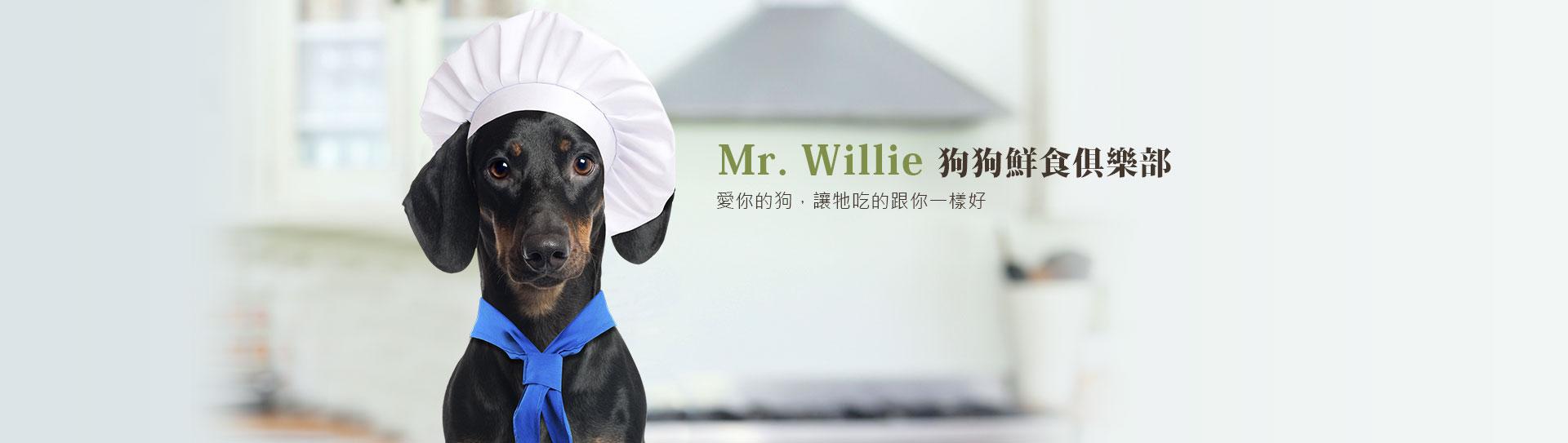 專業部長Mr. Willie,無私分享