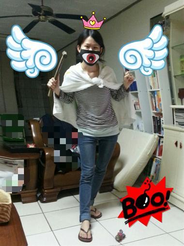 【粉多cosplay】雷神什麼耳? Ya-shiu Peng