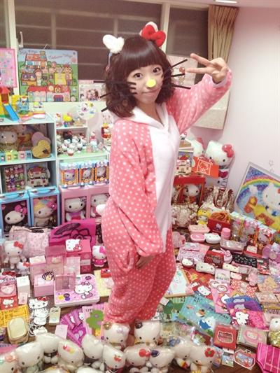 【粉多變裝趣】Hello Kitty Cosplay大賽,送你40週年限量贈品! 兒 貓