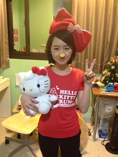 【粉多變裝趣】Hello Kitty Cosplay大賽,送你40週年限量贈品! Yu-Ju Lan