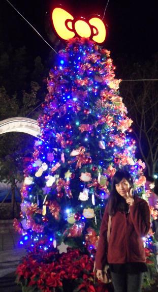 【粉多聖誕快樂】2014 全台聖誕樹大蒐集 星晨
