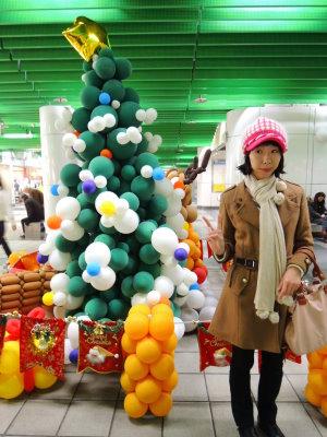 【粉多聖誕快樂】2014 全台聖誕樹大蒐集 Lin KeiKun
