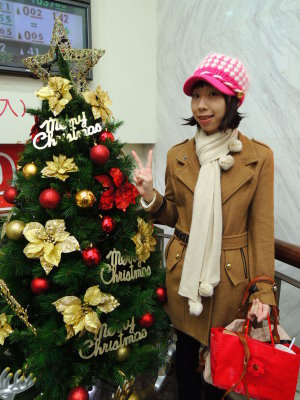 【粉多聖誕快樂】2014 全台聖誕樹大蒐集 KeiHou Lin