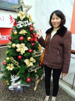 【粉多聖誕快樂】2014 全台聖誕樹大蒐集 喵亞 喵