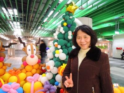 【粉多聖誕快樂】2014 全台聖誕樹大蒐集 波 火