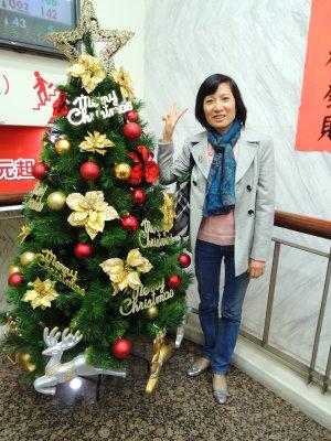 【粉多聖誕快樂】2014 全台聖誕樹大蒐集 Shiung Guo