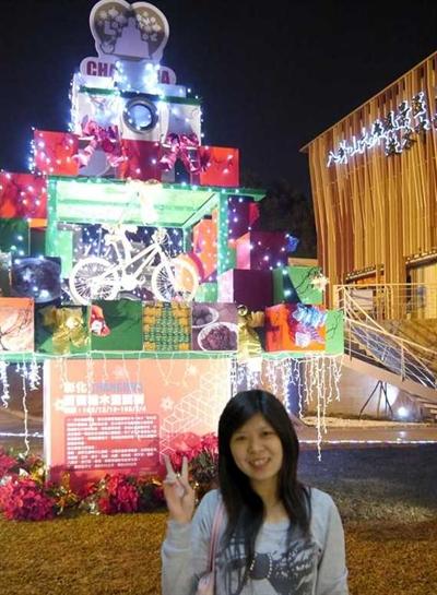 【粉多聖誕快樂】2014 全台聖誕樹大蒐集 Ching Ching Shiu