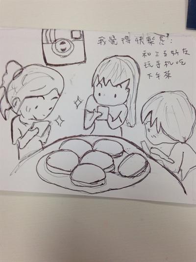【粉多心靈點滴】在你心目中,你覺得快樂是… A Peng Chang