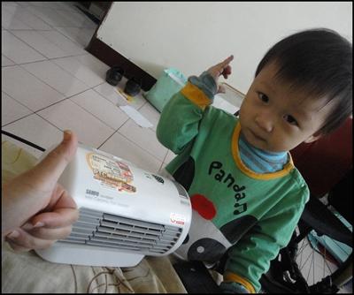 【粉多凍抹條】暖器來一台 亮君 陳