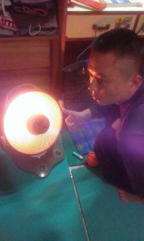【粉多凍抹條】暖器來一台 David 蔡