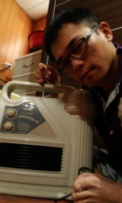 【粉多凍抹條】暖器來一台 Jhih-sheng Liou