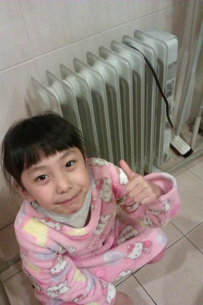 【粉多凍抹條】暖器來一台 Tin Tin