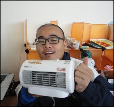 【粉多凍抹條】暖器來一台 Lunis Hu