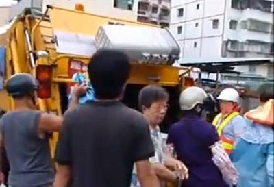 【大運99超級任務】04-垃圾車 Adi Awe