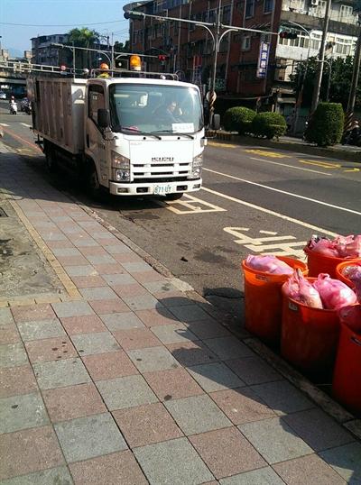 【大運99超級任務】04-垃圾車 Liou Meowmi