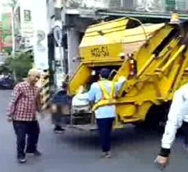 【大運99超級任務】04-垃圾車 Ho Sylvia