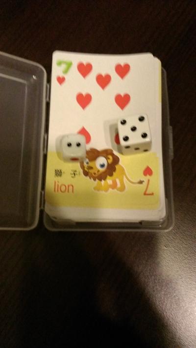 【大運99超級任務】11-玩骰子 Tin Tin