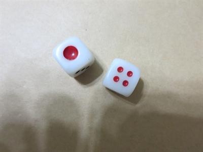 【大運99超級任務】11-玩骰子 Jhih-sheng Liou