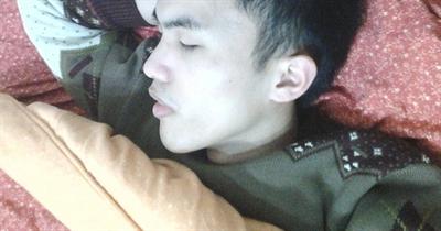 【大運99超級任務】19-熬夜的睏臉 Zoe Jian