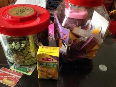 【大運99超級任務】28-零食糖果盤 Lien Pao