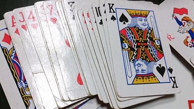 【大運99超級任務】34-玩撲克牌 琇瑜林