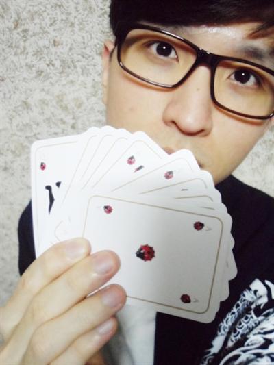 【大運99超級任務】34-玩撲克牌 家 鄭