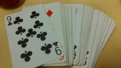 【大運99超級任務】34-玩撲克牌 貝貝 李