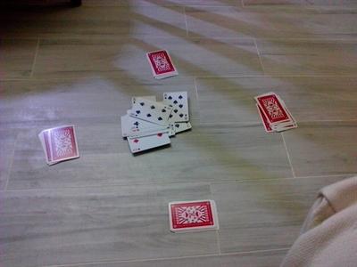【大運99超級任務】34-玩撲克牌 Carol Lee