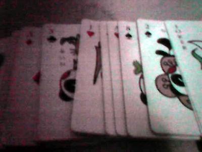 【大運99超級任務】34-玩撲克牌 AllanLin