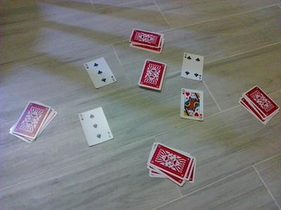 【大運99超級任務】34-玩撲克牌 李俐穎