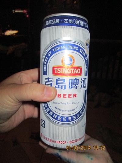【大運99超級任務】52-喝啤酒 朱 怡君