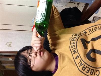 【大運99超級任務】52-喝啤酒 玲巧陳