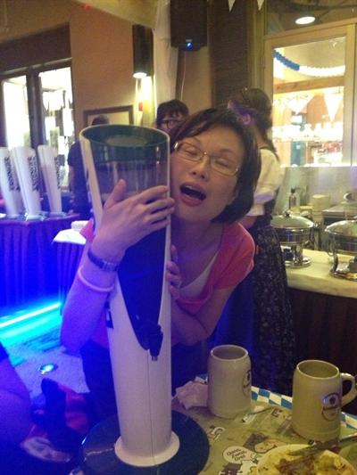 【大運99超級任務】53-喝醉的臉 Lunis Hu