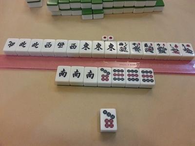 【大運99超級任務】55-打麻將 Debby Chen