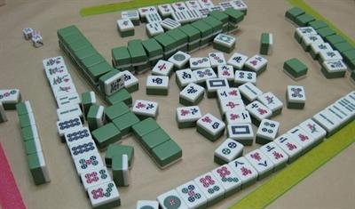 【大運99超級任務】55-打麻將 PapayaTseng