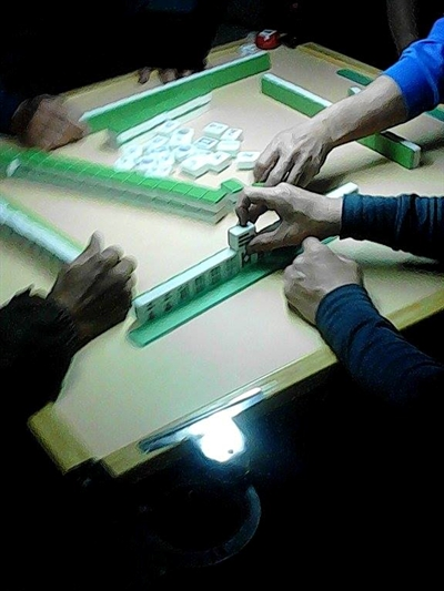 【大運99超級任務】55-打麻將 Lunis Hu