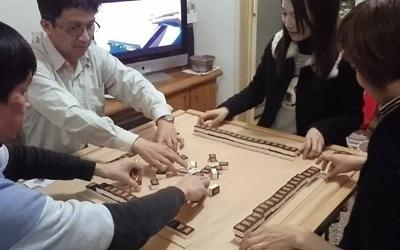 【大運99超級任務】55-打麻將 瀞文張