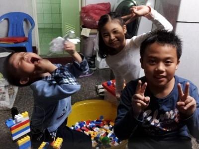 【大運99超級任務】64-歡樂的孩子 Lunis Hu