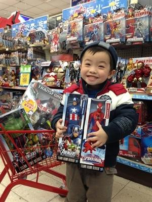 【大運99超級任務】64-歡樂的孩子 Debby Chen