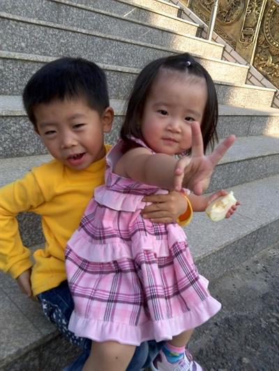 【大運99超級任務】64-歡樂的孩子 EI Chu