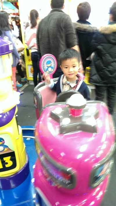 【大運99超級任務】64-歡樂的孩子 Arny Chen