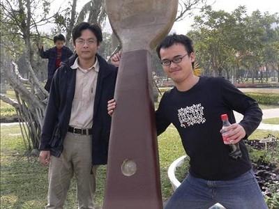 【大運99超級任務】66-長輩 Lunis Hu
