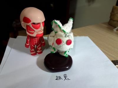【粉多兔寶寶】DIY!看手巧不巧 Eve Cheng