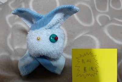 【粉多兔寶寶】DIY!看手巧不巧 Mi Chen