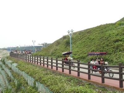 【粉多樂活】募集: 台灣10大最美自行車道 佳靜 謝
