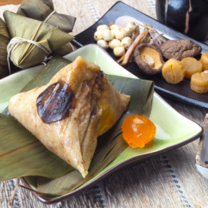 【粉多過端午】台灣最好吃肉粽推薦 Chen Jack