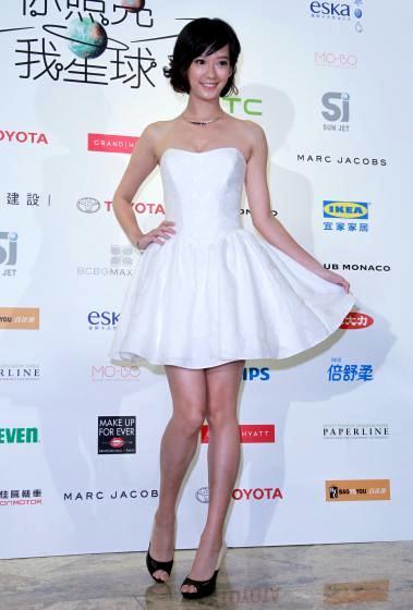 【粉多好膚質】誰是演藝圈中的白雪公主 BradyHo