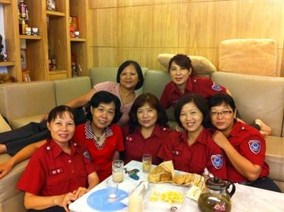 2014台灣最美職業制服評選 八八王
