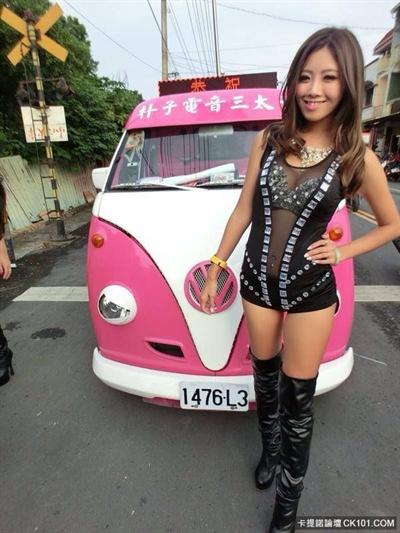 2014台灣最美職業制服評選 宜賢 林